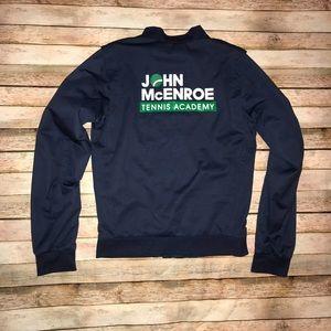 Nike Dri-Fit John McEnroe Tennis Academy Jacket